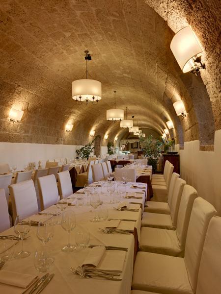 Quart say l ma de pl ristorante e pizzeria ad alghero for Arredamento sala ristorante